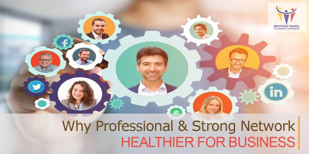 BTCC - Why Professional & Strong Network is Healthier For Business